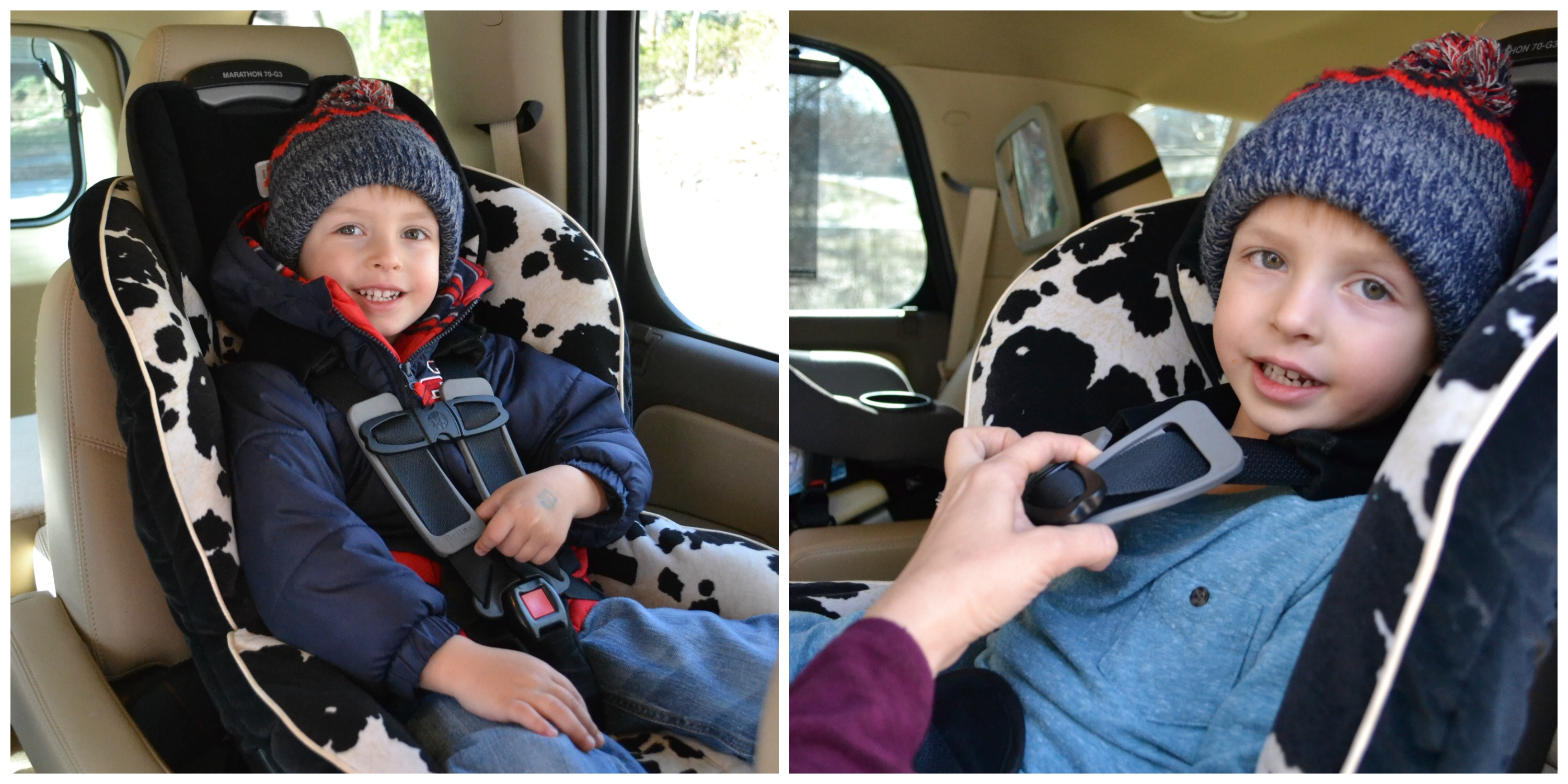 No Coats in Car Seats : Blog - PST Blog
