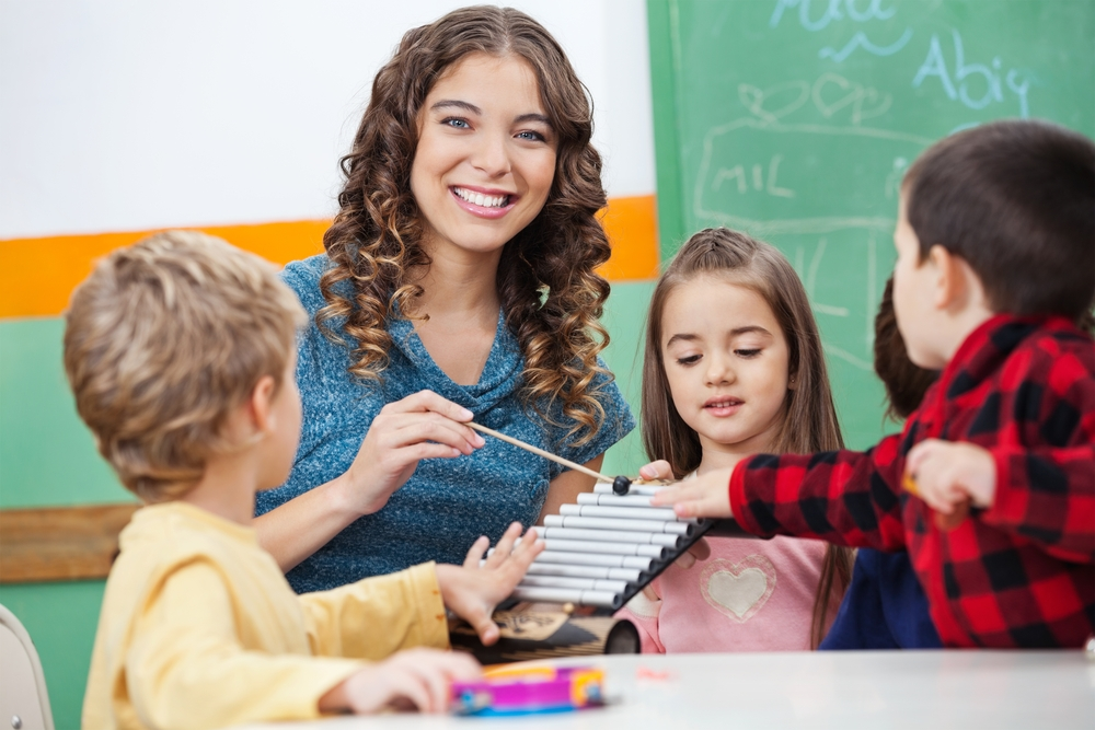 Here are a couple of suggestions for beginning teachers.
