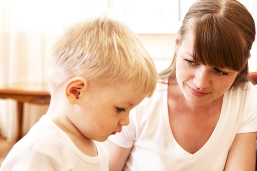 Speaking with parents about their child can be challenging, but here are a couple of ways to communicate effectively.