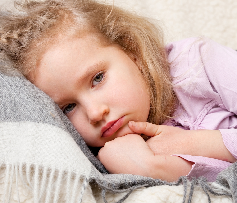 Here are a couple of indicators that your child is ready to return to school after being sick.