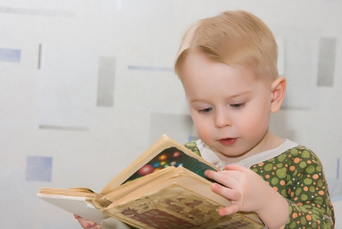 Here are a couple of activities to get your young students excited about literacy.