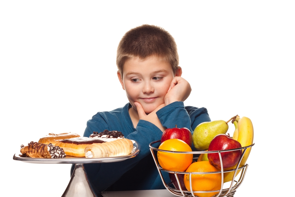 As an educator or parent, it's your job to model good eating behavior and encourage children to make healthy eating