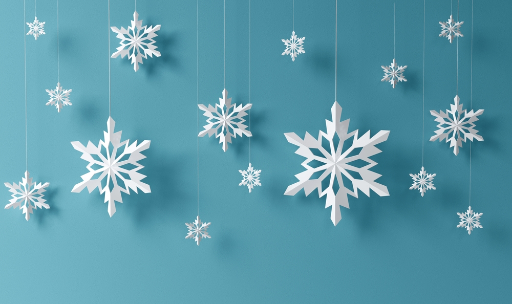 In the second part of a four-part series, we discuss how you can make paper snowflakes this winter season.