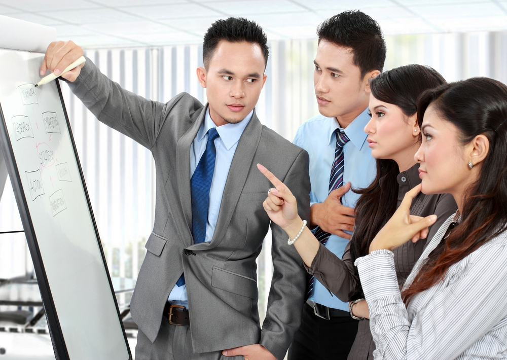 Effective leaders share a number of common traits.