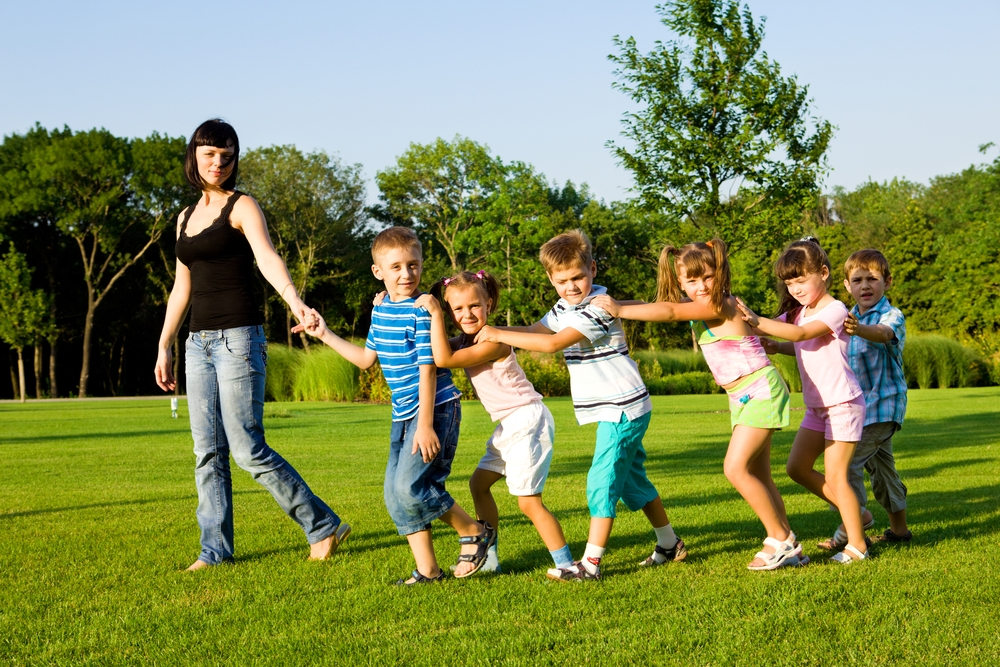 As a child care provider, you need to make sure that you take the proper precautions when your kids head outside.