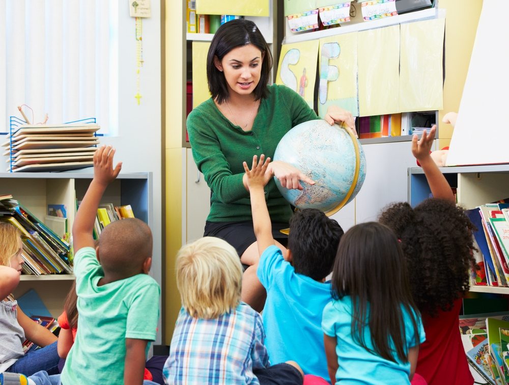 Early childhood educators play a critical component in a child's development